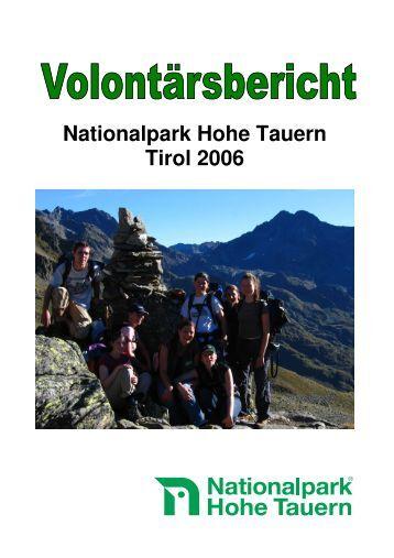 PDF-Download - Hohe Tauern