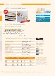 VarioLED™ Flex HYDRA HD20 - LED Linear