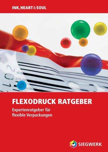 FLEXODRUCK RATGEBER - Siegwerk