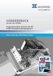 SDR Henke - Hanning Elektro-Werke GmbH & Co. KG