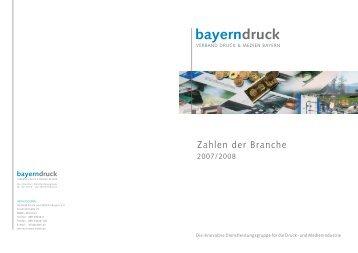 bayerndruck - Cluster Druck und Printmedien