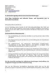 Email an alle Abgeordneten des Deutschen Bundestages - ocmts.de