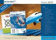 Mediadaten GO GLOBAL BIZ - Schlütersche Verlagsgesellschaft