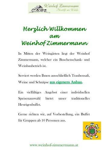 Wunderbar Getränke Zimmermann Fotos - Innenarchitektur-Kollektion ...