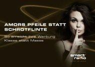 Mediadaten & Preisliste als Download - Smart Radio
