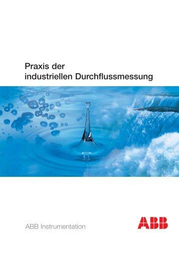 Praxis der industriellen Durchflussmessung