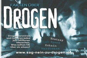 Download (PDF, ca. 40 MB) - Sag NEIN zu Drogen