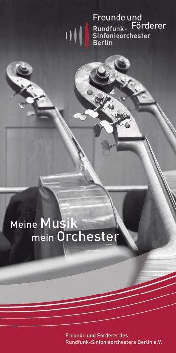 mein Orchester - roc berlin
