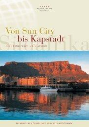 Von Sun City bis Kapstadt - GMK Reisen