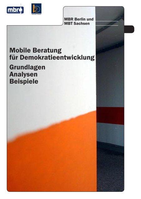 Grundlagen, Analysen, Beispiele - Mbr