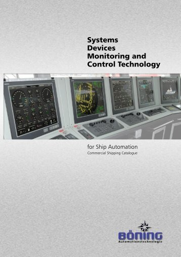 Systems Devices Monitoring and Control Technology