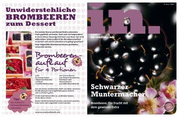 Brombeeren- - IN-Media