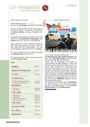 Inhalt TERMINE KINOSTARTS/PREMIEREN TV TIPPS ...