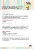 Piraten-Einladung Piraten-Deko - Dm - Page 5