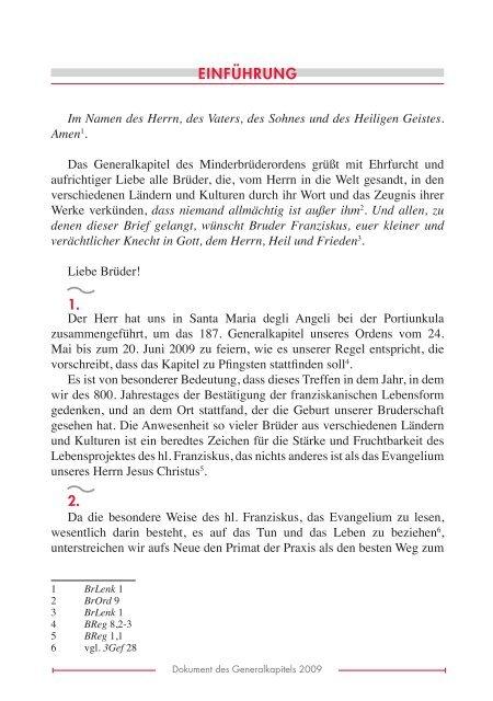 Dokumente über die Ausbildung - OFM