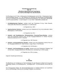 Verwaltungsvereinbarung öffentliche Bestellung und Vereidigung ...