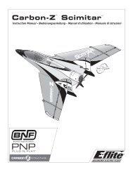 Download Spektrum DX6i Manual - Model Flight