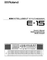 E-15 - Roland