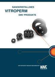 NaNOkRIsTallINEs VITROPERM / EMV PROdukTE