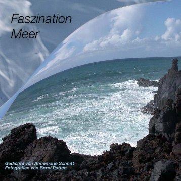 Faszination Meer - Das lyrische Bilderbuch von Annemarie Schnitt