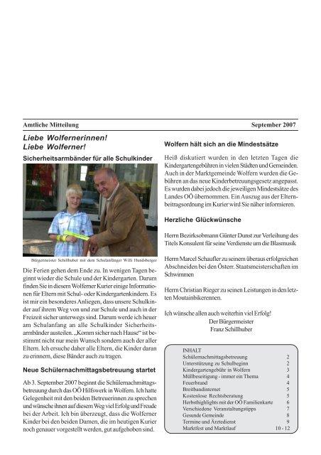 wolfern in Steyr & Steyr Land - Thema auf rockmartonline.com