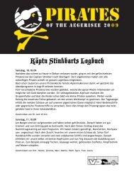 Käptn Stinkbarts Logbuch - VBC Ebikon