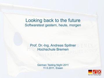 Basiswissen Softwaretest - Certified Tester - - German Testing Night