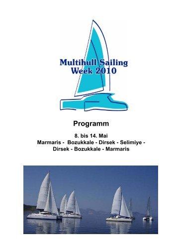 Download des Veranstaltungsprogammes (PDF-Datei) - Multihull