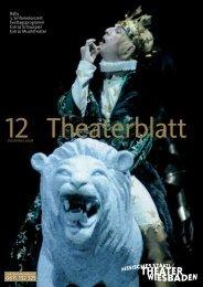 Baby 3. Sinfoniekonzert Festtagsprogramm Extras Schauspiel ...