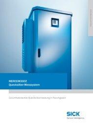 MERCEM300Z Quecksilber-Messsystem - Mysick.com