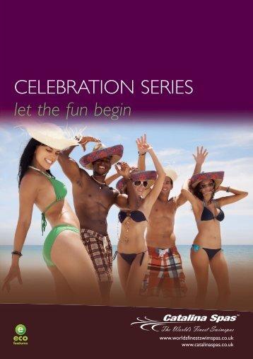 Celebration Swim Spa 2013 Brochure - 1066 Pools Ltd.
