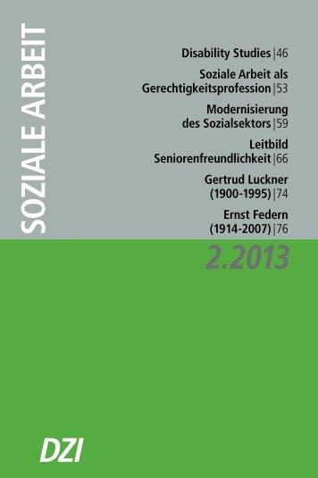 Ernst Federn - Deutsches Zentralinstitut für soziale Fragen