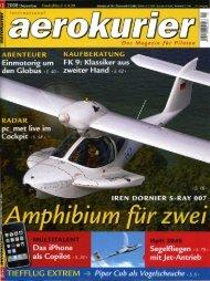 December 2008 - FK-Lightplanes