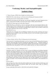3. Platon - Priv.-Doz. Dr. Tobias Herbst
