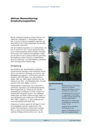 Graskulturexposition - Fachdokumente Online - Baden-Württemberg