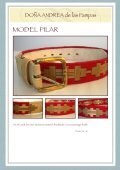 Exclusive, handgearbeitete Leder- und ... - DONA ANdrea de - Seite 3