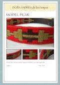 Exclusive, handgearbeitete Leder- und ... - DONA ANdrea de - Seite 4