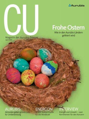 Frohe Ostern - Schau Verlag Hamburg