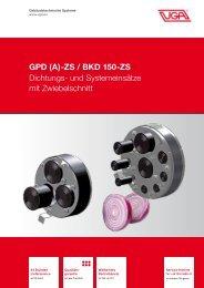 Dichtungs- und Systemeinsätze mit Zwiebelschnitt - UGA System ...