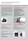 Dichtungs- und Systemeinsätze mit Zwiebelschnitt - UGA System ... - Seite 2