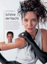 Festliches Make-up: Schöne der Nacht - Studio Susanne Lamprecht