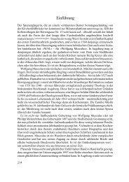 Einführung - Berner Zeitschrift für Geschichte