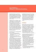 Umweltbildung und -erziehung in Kindertageseinrichtungen - Seite 5