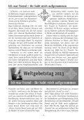 ihr habt mich aufgenommen - Evangelische Kirchengemeinde ... - Seite 4