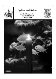 Ostern 2013 - Keb-stadt-bamberg.de