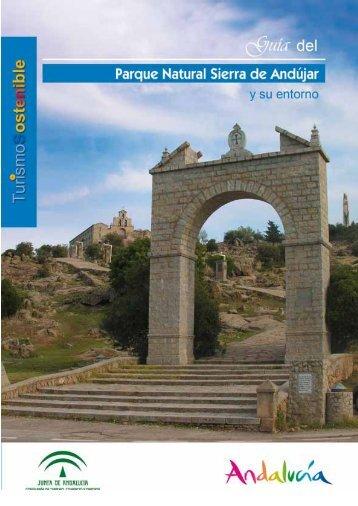 Guía del Parque Natural Sierra de Andújar y su entorno - Bibliotecas ...