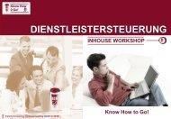 DIENSTLEISTERSTEUERUNG - NetCo Consulting GmbH