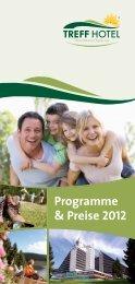 Programme & Preise 2012 - Thüringen