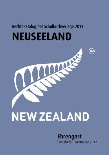 NEUSEELAND - Publishers Association of New Zealand