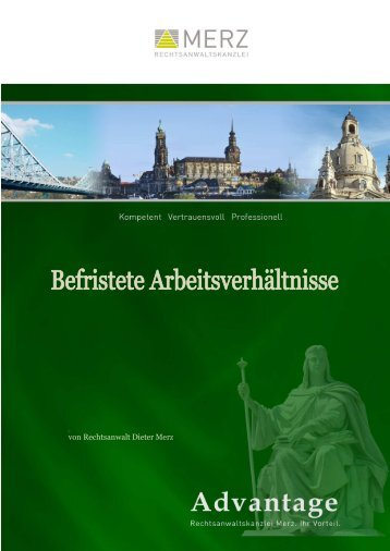 von Rechtsanwalt Dieter Merz - Anwaltskanzlei Merz - Dresden